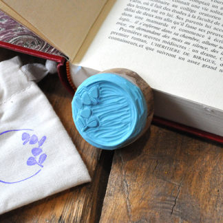 tampon ex-libris pour vos livres, documents