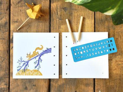 livres de jeunesse à écrire page 10 et 11- un ourson à Yellowstone - les minuscules