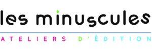 Logo les minuscules ateliers d'édition