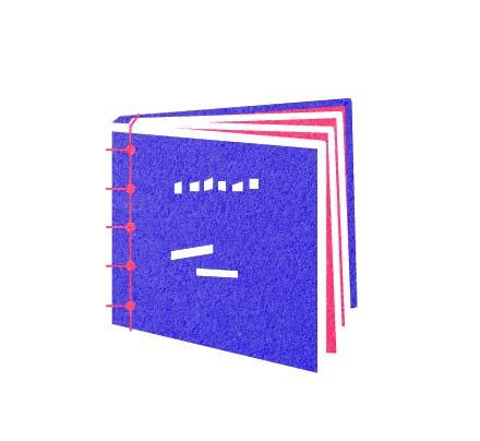 activités créatives livres fait-main
